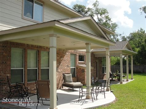 patio cover 60 stonecraft builders