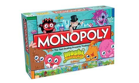 Kaos Stray Sheep special edition monopoly groupon