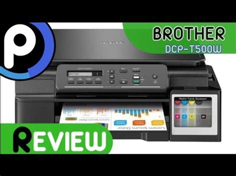 reset brother mfc j200 brother dcp t500w printer review doovi