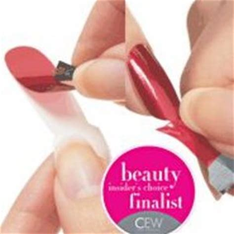 Avons Instant Manicure by Avon Instant Manicure Nail Enamel Strips All Shades