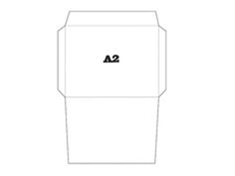 a2 card box template entertaining on envelope templates cutlery