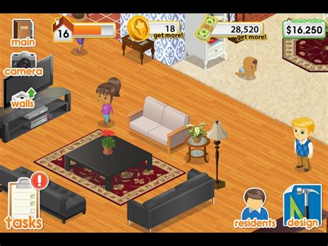 design  home ipad iphone android mac pc game big fish