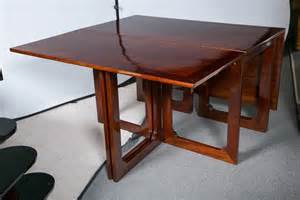 Drop Leaf Conference Table Dining Table With Drop Leaf On Both Sides For Sale At 1stdibs