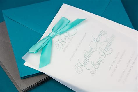 How To Make Vellum Paper - decorative ways to secure vellum to invitations without glue