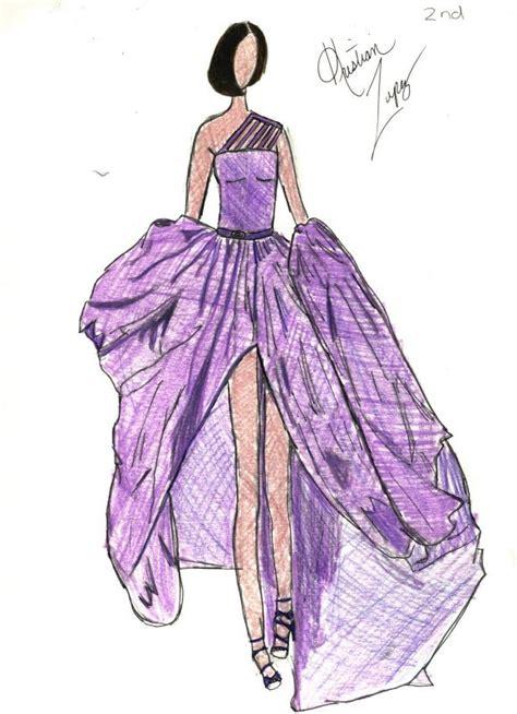 design your fashion dress simple fashion design sketches of dresses 2015 2016