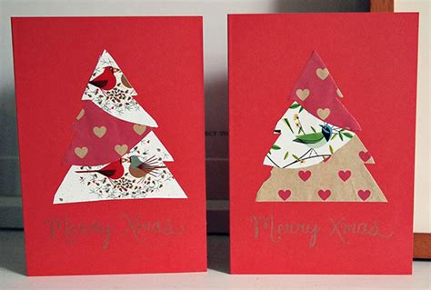 christmas cards ideas 50 beautiful diy homemade christmas card ideas for 2013
