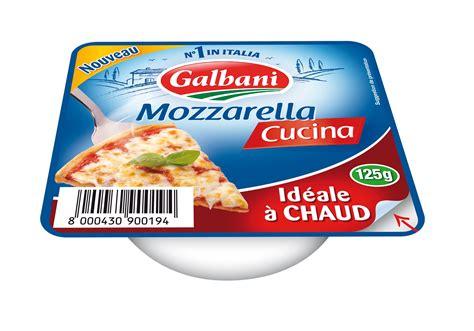 galbani mozzarella cucina galbani informations sur les produits de la marque galbani