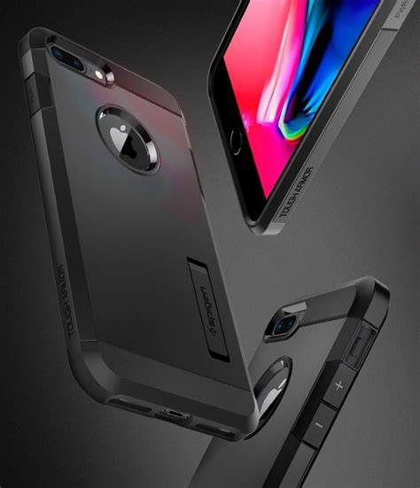 Spigen Tough Armor Iphone 8 Plus Iphone 8 Hardcase Iron Rugged best iphone 8 and 8 plus cases so far hongkiat