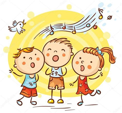 imagenes niños kinder m 225 s de 25 ideas fant 225 sticas sobre ni 241 os cantando en