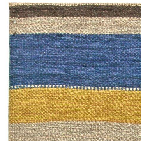swedish rug vintage swedish flat weave rug bb5826 by doris leslie blau