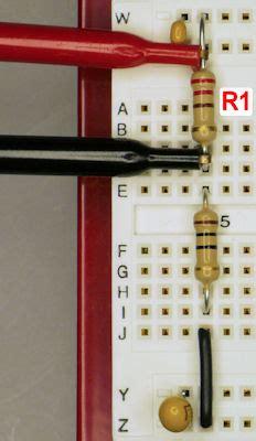 measure  resistances robot room