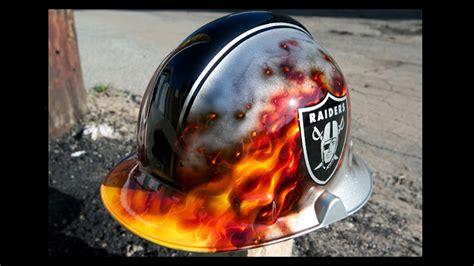 fire helmet design history how to airbrush fire on a custom fireman helmet youtube