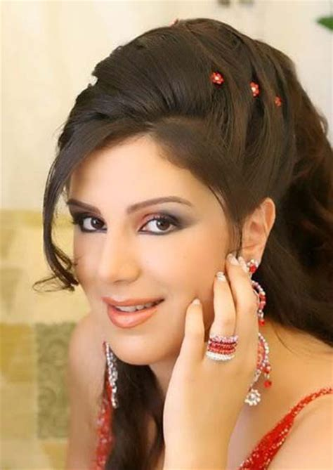 elegant indian hairstyles cute party hairstyles shanila s corner