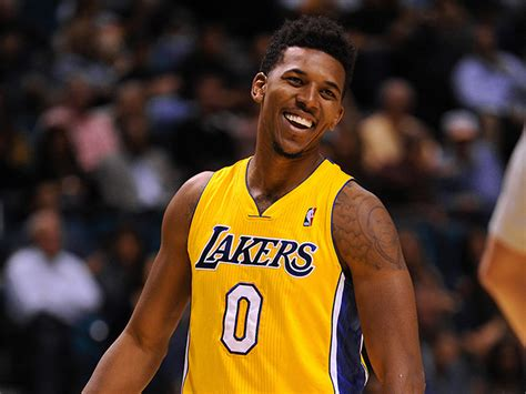 watch lakers guard nick young crash a toboggan in china