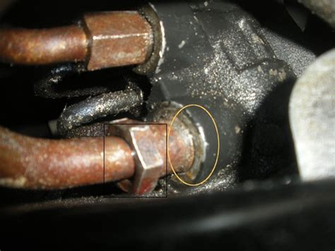 power steering leaking  drivers side page  volvo forums