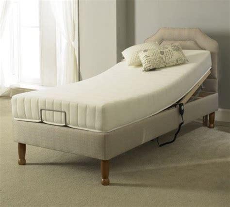amelia reflexer electric adjustable bed and reflex foam mattress pressure relief ebay