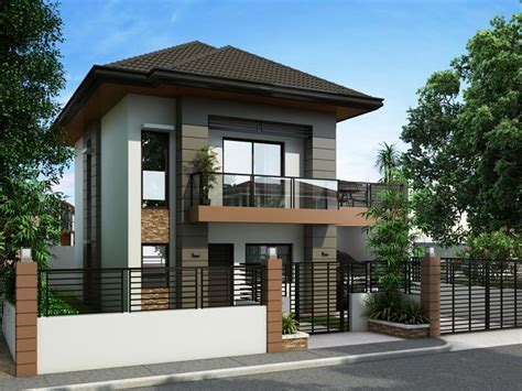 2 Storey House Plans With Garage by Php 2014012 Is A Two Story House Plan With 3 Bedrooms 2