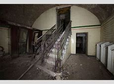 Victoria Arches: Inside Manchester's Abandoned Underground ... 22nd Street Landing