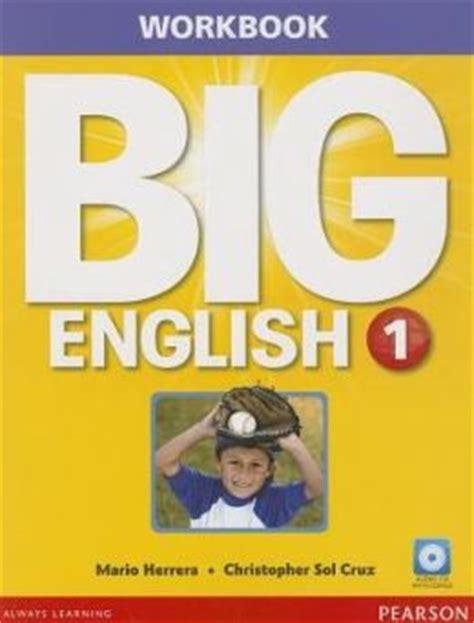 descargar libro mosaic 1 workbook big english 1 workbook w audio cd
