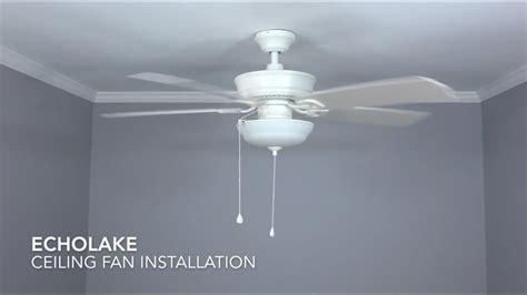 harbor fan downrod harbor ceiling fan downrod installation