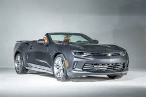 2016 chevrolet camaro convertible look review