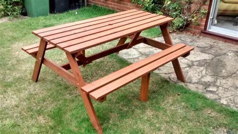 b and q picnic bench b q picnic bench reviews benches
