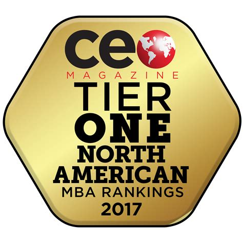 American Mba Ranking by Willamette Mba Earns Tier 1 From Ceo Magazine