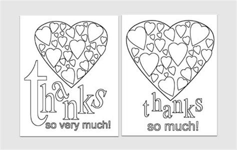 easy thank you card template kindergarten easy printables thank you card templates blissfully