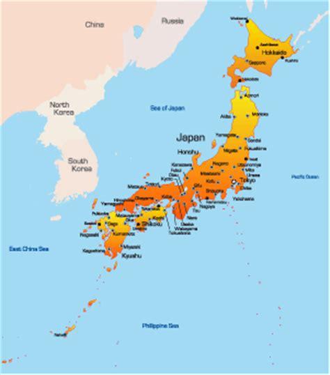 asia map japan japan accommodation holidays beautiful asia