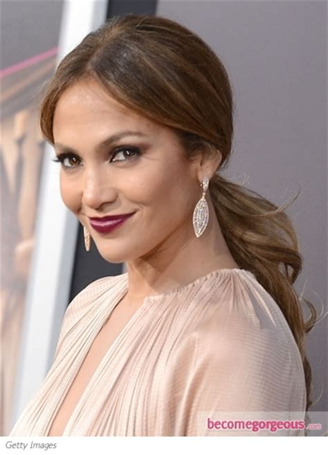 j lo ponytail hairstyles pictures jennifer lopez hairstyles jennifer lopez s