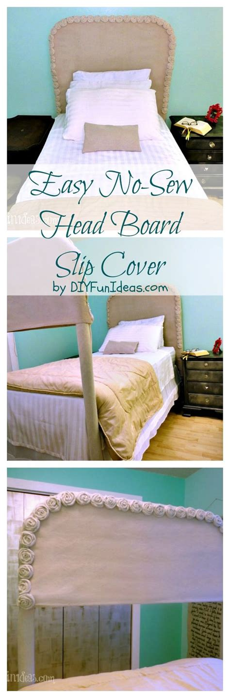 diy slipcover no sew pinterest the world s catalog of ideas