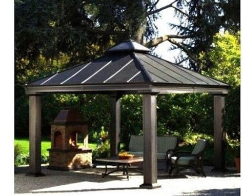 royal hardtop gazebo royal hardtop gazebo 12 x12 outdoor pavilion pergola