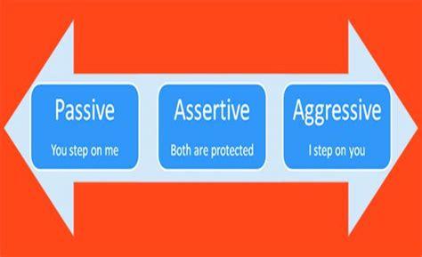 are you assertive enough assertive a self assesment