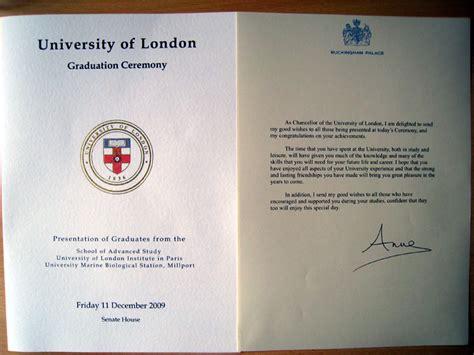 College Graduation Letter Congratulations Sle Dr Dorian S Graduation