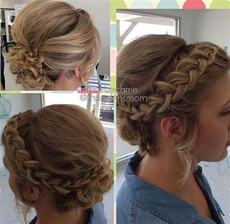 hairstyles for prom 2017 for short brown hair 60 updos for short hair your creative short hair inspiration