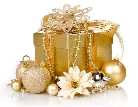 golden xmas merry christmas gift box decoration  year present gold hd wallpaper