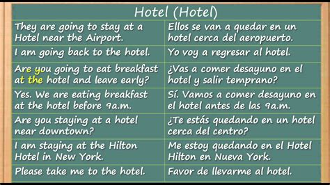 aprender ingles gratis c 243 mo aprender ingl 233 s r 225 pido y f 225 cil el hotel learn