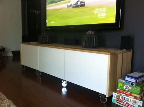 ikea besta casters 30 best images about living room on pinterest media unit