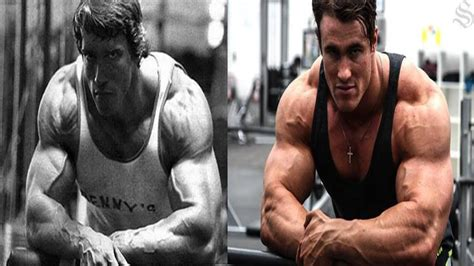 a look at just how well arnold schwarzenegger has aged arnold schwarzenegger vs calum moger arnold 2