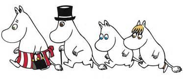 moomin characters national treasure family thisisfinland