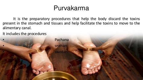 Panchakarma Detox Uk by Panchakarma Treatment