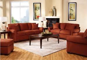 Burnt Orange Living Room Furniture Burnt Orange Living Room Set Decorating Ideas Room Set Orange Living Rooms And