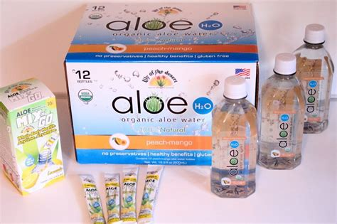 Of The Valley Detox Aloe by Review Of The Desert Aloe H2o Faith Food Family