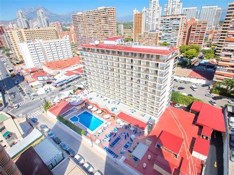 hotel servigroup nereo benidorm spain bookingcom