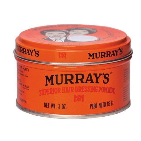 Promo Pomade Murray S Superior murray s superior hair dressing pomade