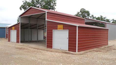 Metal Barns Prices Metal Barns Louisiana Steel Barns Barn Prices La