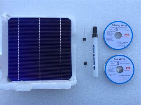 build it yourself solar panel kits 500 watts high power mono crystalline solar cells diy solar panel kit