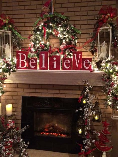 christmas decorations in home 40 fabulous rustic country christmas decorating ideas
