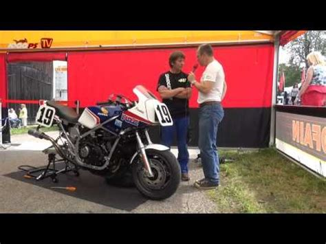 Motorrad Videos Technik by Video Ducati Tt2 Pantah 650 Technik Sound