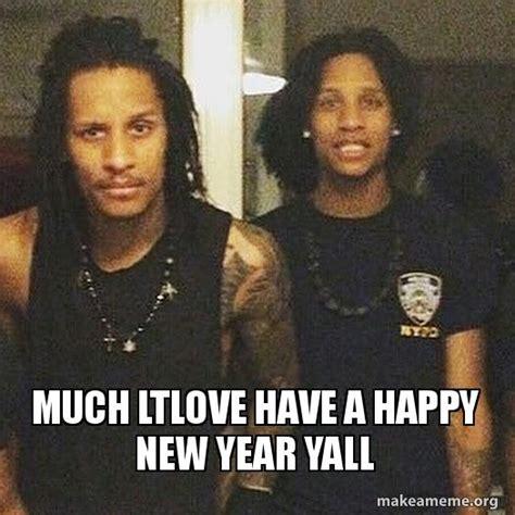 new year reddit much ltlove a happy new year yall make a meme